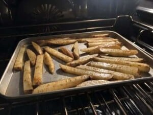 Spat over Spuds - Baking toward perfection