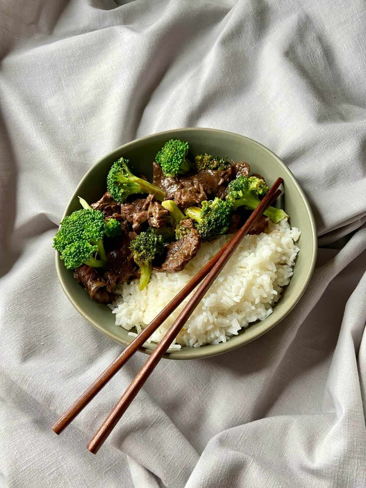 Chinese Beef and Broccoli (Photo by Viana Boenzli)