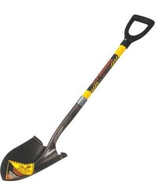 Garden Tool - Round point shovel