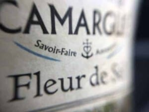 Fleur de Sel from the Camargue, France (Photo by Erich Boenzli)