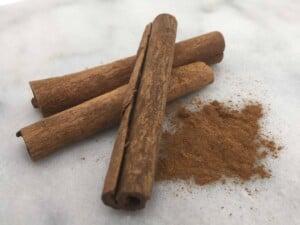 How to get rid of ants - Cinnamon (Photo by Viana Boenzli)
