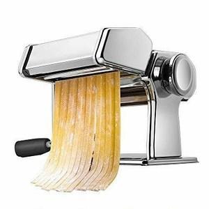 hand-crank pasta machine