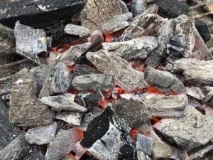 Chimichurri Recipe - 100% All-Natural Hardwood Lump Charcoal (Photo by Erich Boenzli)
