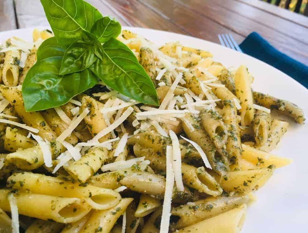 Pesto (Photo by Viana Boenzli)