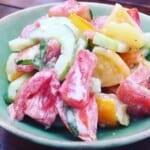 Summer Salad - (Photo by Viana Boenzli)