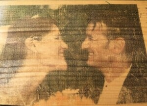 How to transfer photos to wood - Photo transfer to wood (Photo by Viana Boenzli)