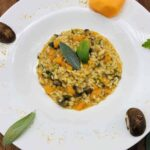Butternut Squash Risotto - Baby, it's cold outside (Photo by Erich Boenzli)