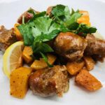 Butternut Squash and Sausage (Photo by Erich Boenzli)