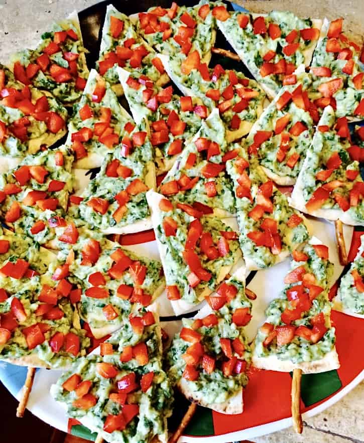 Christmas Party Appetizers (Photo by Viana Boenzli)