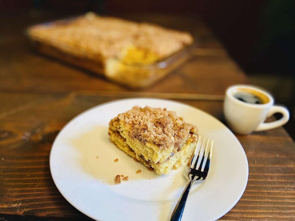 Coffee Cake (Photo by Viana Boenzli)