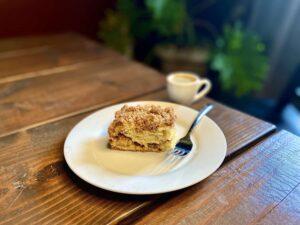 Sour Cream Coffee Cake (Photo by Viana Boenzli)