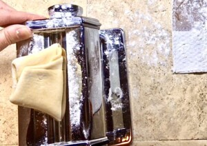 How to make Homemade Pasta (Photo by Viana Boenzli)