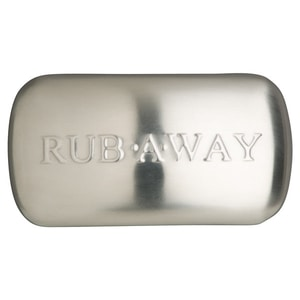 rub away stainless steel odor remover