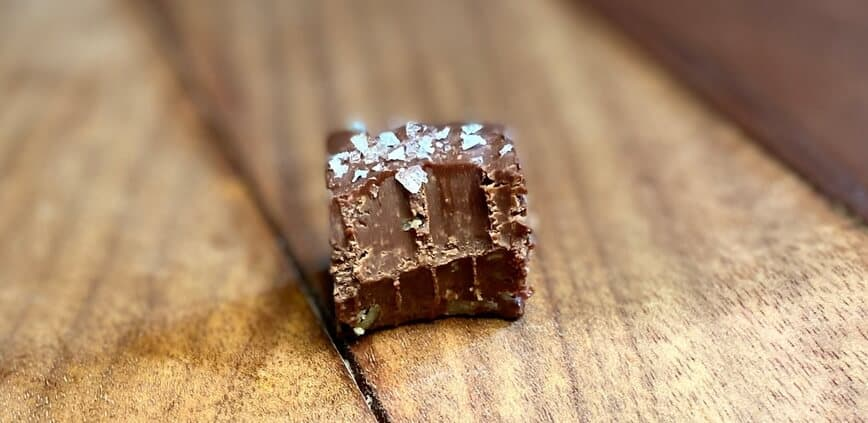 Easy Fudge Recipe (Photo by Viana Boenzli)