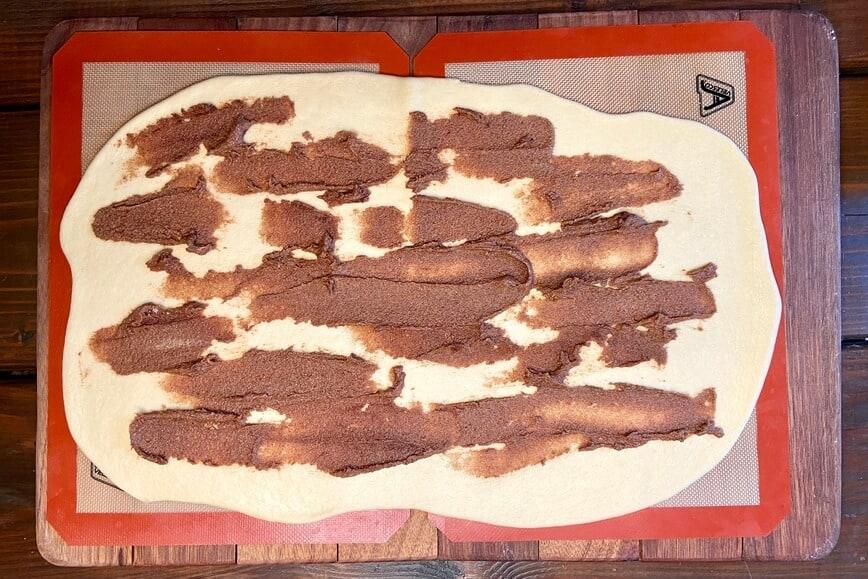 Homemade Cinnamon Rolls (Photo by Viana Boenzli)