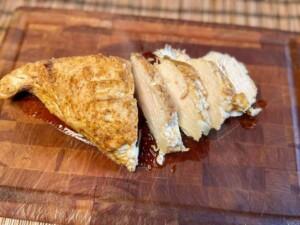 How to cook the juiciest chicken breast - Juiciest, tastiest chicken breast you've ever had (Photo by Erich Boenzli)