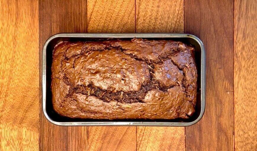 Chocolate Zucchini Bread (Photo by Viana Boenzli)