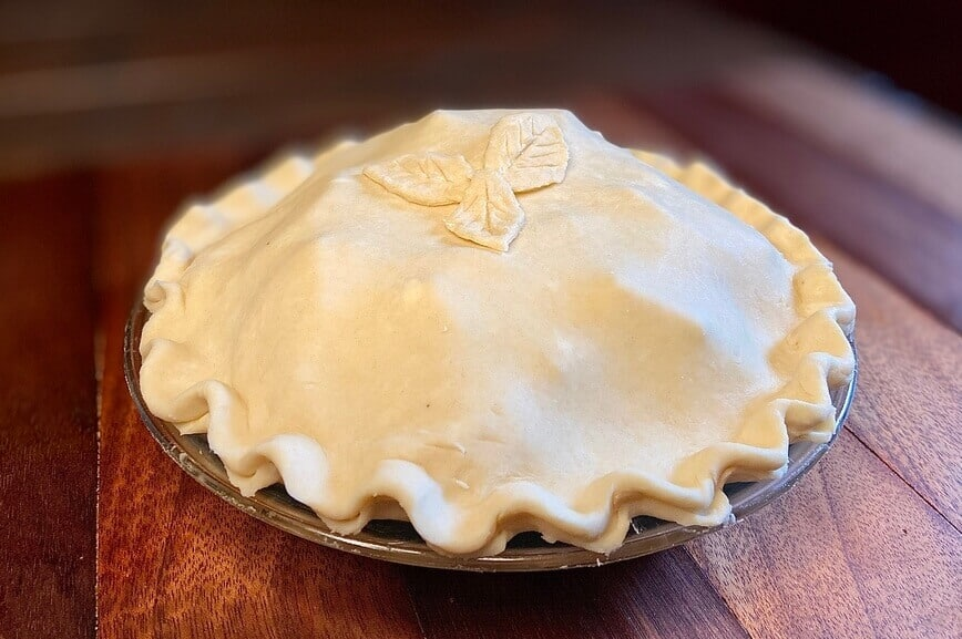 World's Best Apple Pie (Photo by Viana Boenzli)