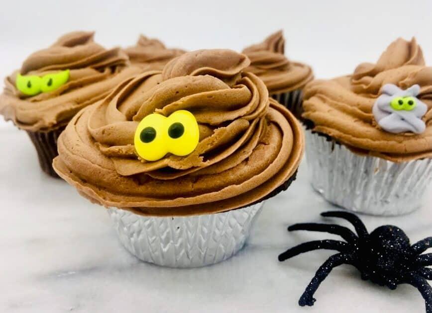 Triple Chocolate Cupcakes (Photo by Viana Boenzli)