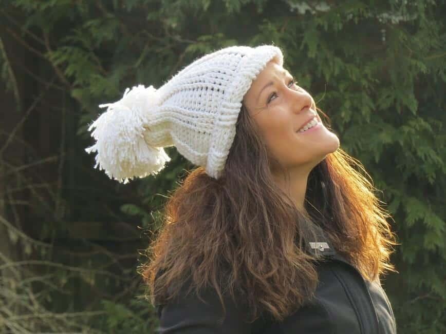 How to Crochet a Hat Free Crochet Hat Pattern (Photo by Erich Boenzli)