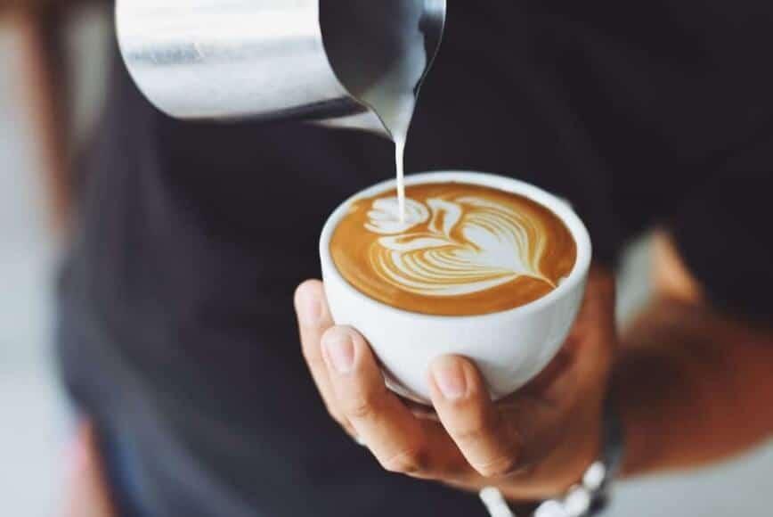 Heavy cream, coffee creamer