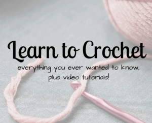 Learn to Crochet - Feat Img