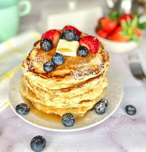 Good Old Fashioned Pancakes (Photo by Viana Boenzli)