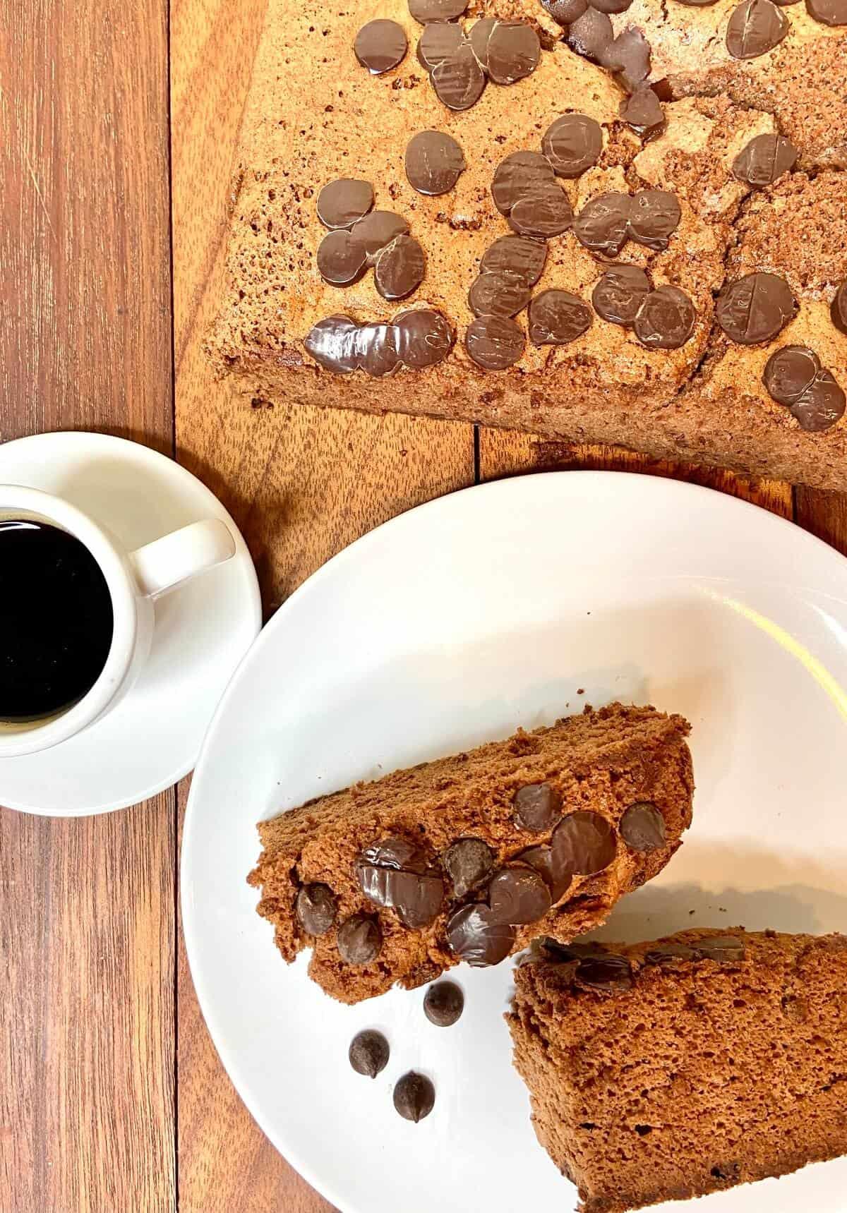 Chocolate Castella Cake (Photo by Erich Boenzli)
