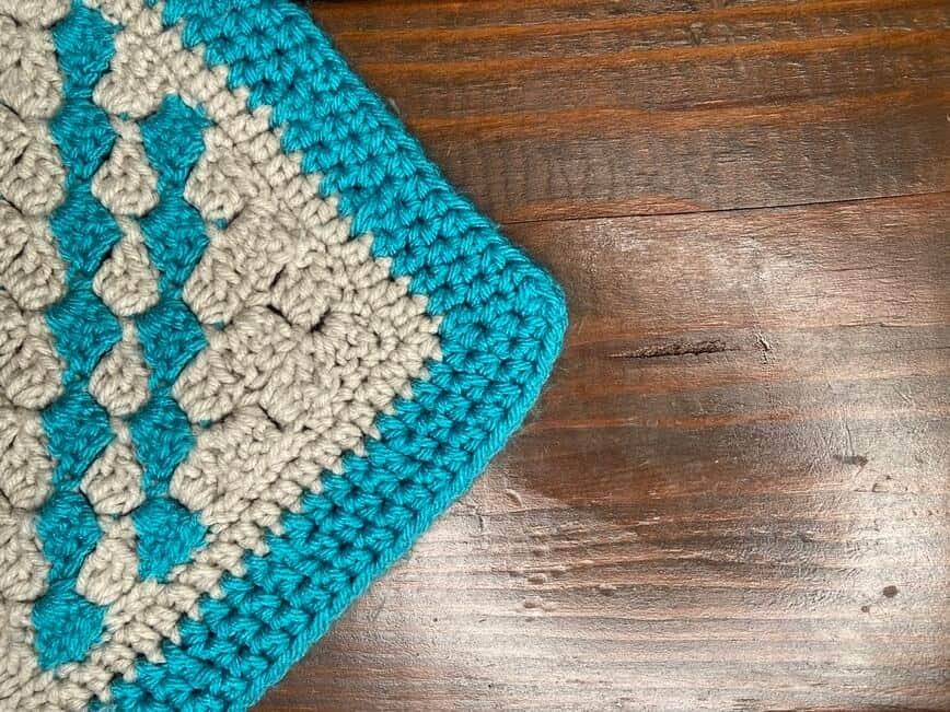 How to C2C Crochet (Photo by Viana Boenzli)