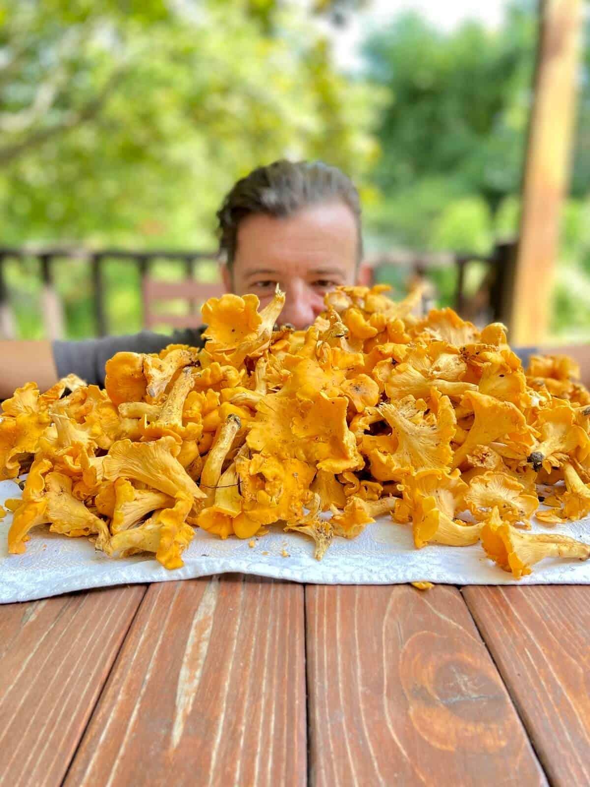 Mushroom Jerky Recipe (Photo by Viana Boenzli)
