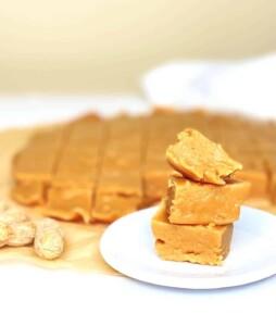 Old Fashioned Peanut Butter Fudge (Photo by Viana Boenzli)