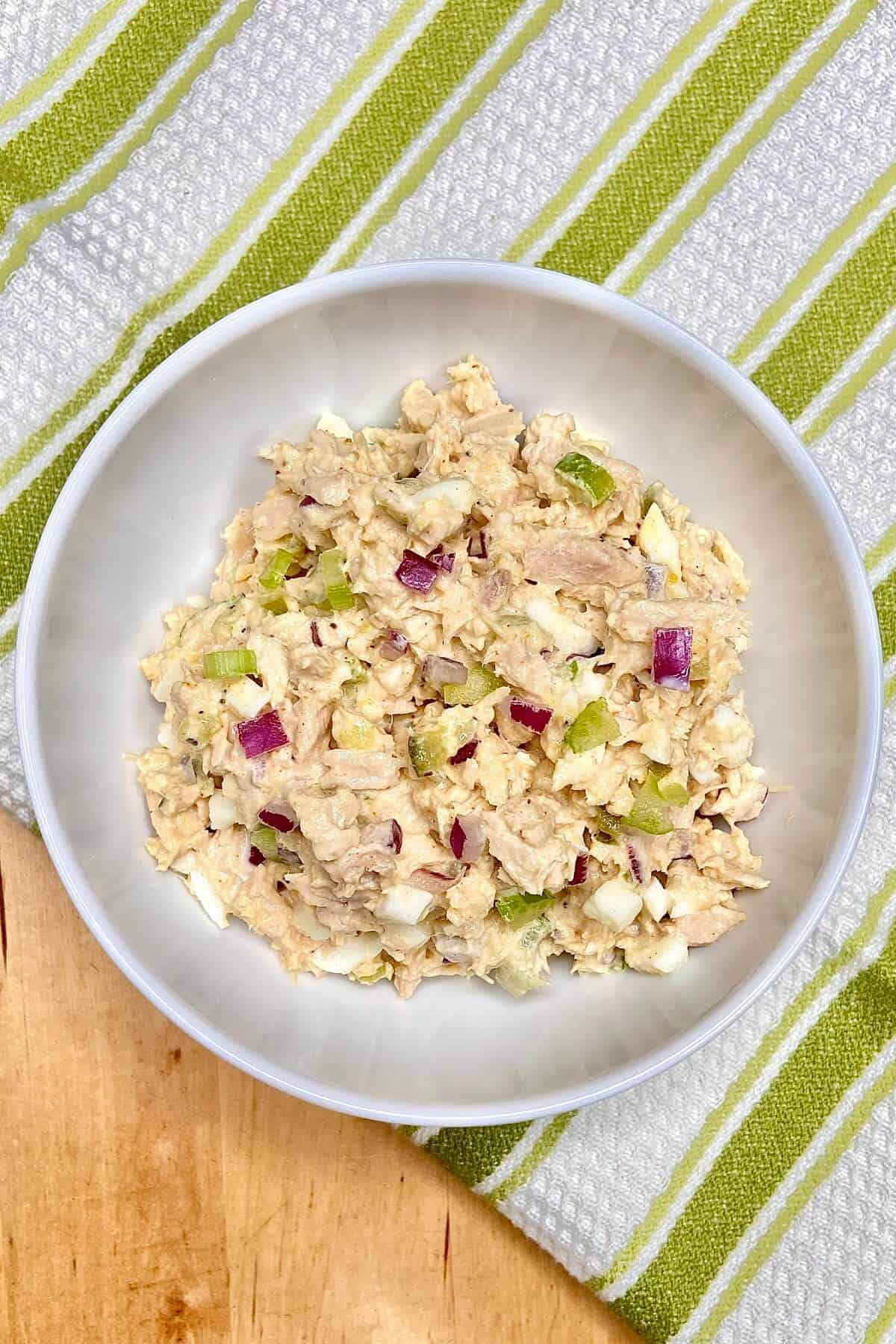 Southern Tuna Salad (Photo by Viana Boenzli)